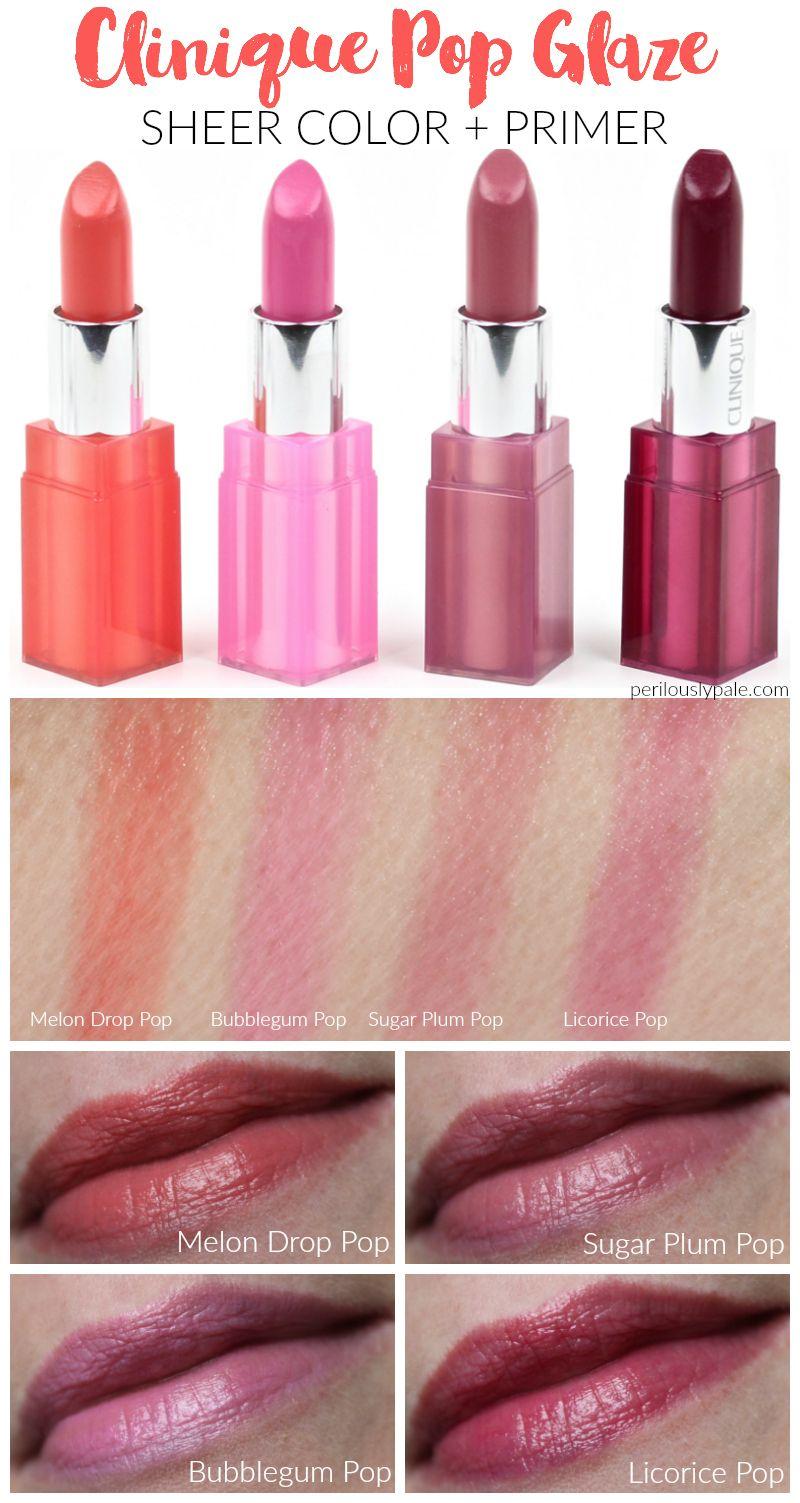 Clinique Pop Glaze Sheer Lip Color + Primer Review