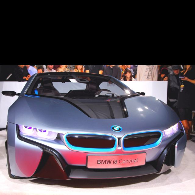New Bmw From Mission Impossible 4 Ghost Protocol