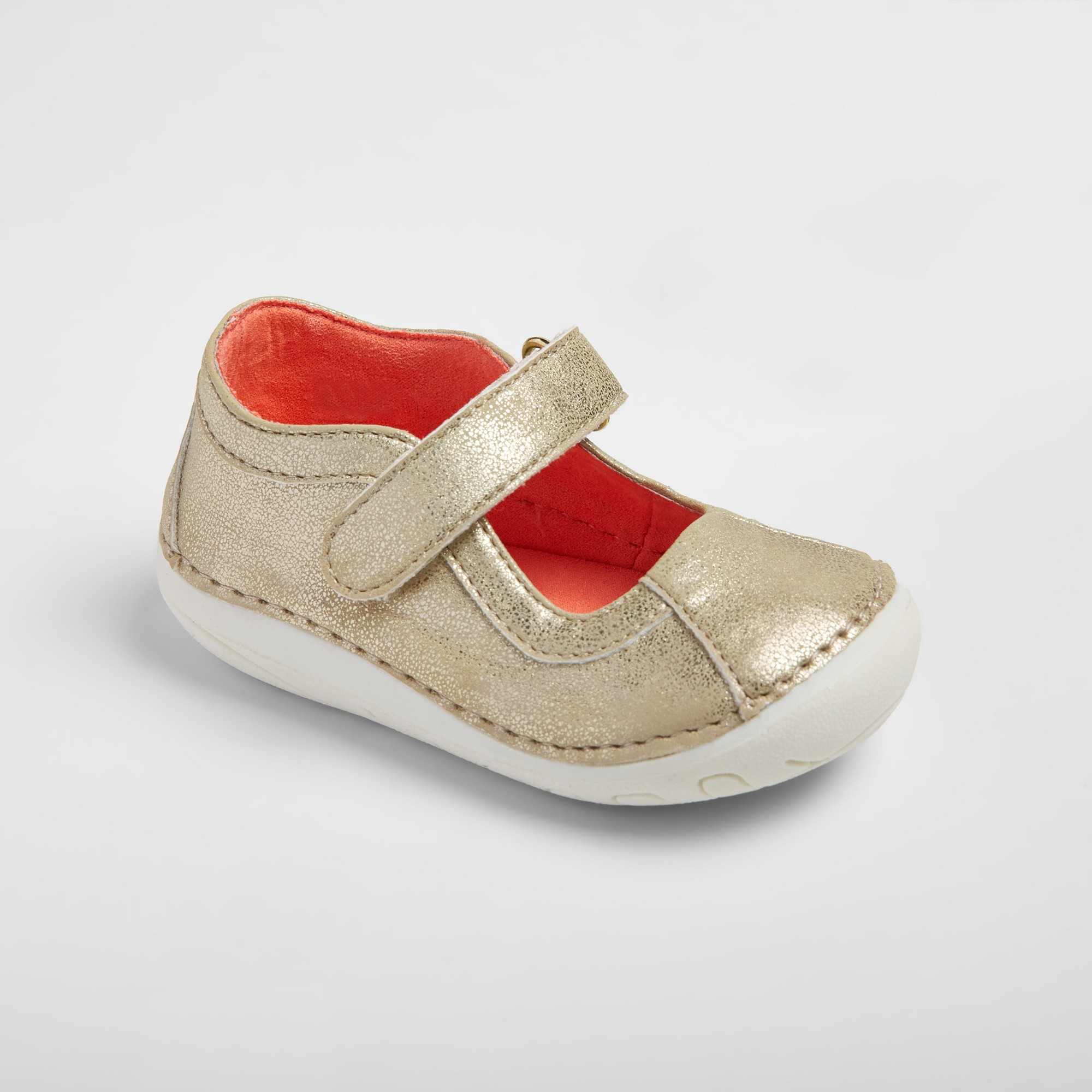 Girls Genuine Kids Tully Mary Jane Shoes Gold 3