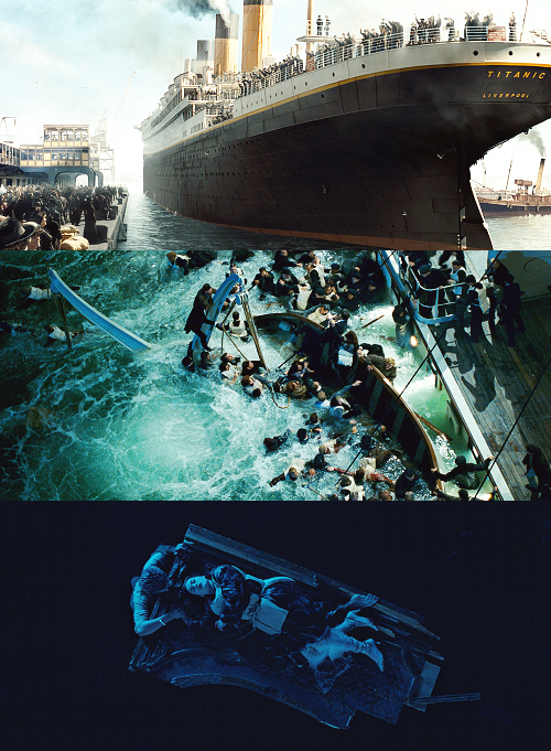 Graphics The Ship Of Dreams The Sinking Scene Multi Titanic Movie Titanic Rms Titanic