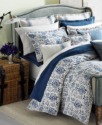Lauren Ralph Lauren Home Bluff Point Bedding Collection