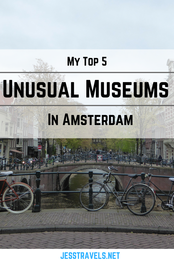 My Top  Unusual Museums In Amsterdam Ideas For Things To Do In - Unusual museums in us