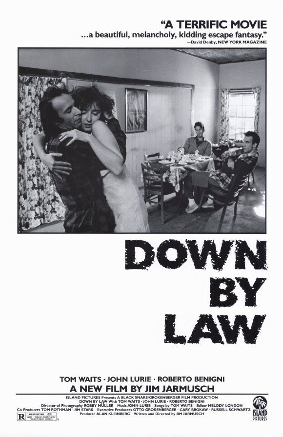 Fuck Yeah Movie Posters! — Down by Law
