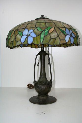 Original Handel Lamp Ebay Handel Lamps Lamp Antique Lamps