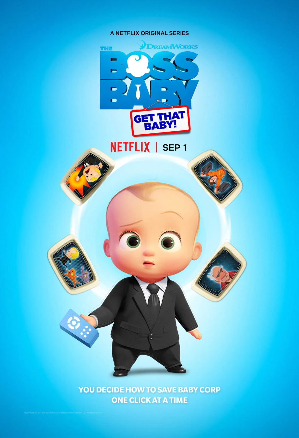 Download Baby Boss Sub Indo : download, Baby:, Baby!, Interactive, Special, Arriving, Netflix, Sweet, Baby,, Movies, Watch,, Posters