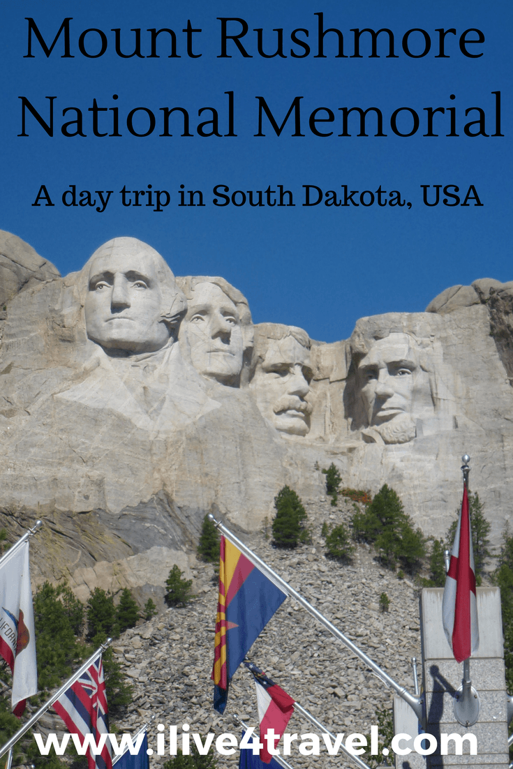 Visiting Mount Rushmore National Memorial Usa travel