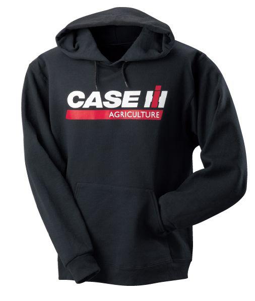 Case Ih Trademark Black Hooded Sweatshirt Black Hooded Sweatshirt Hooded Sweatshirts Sweatshirts