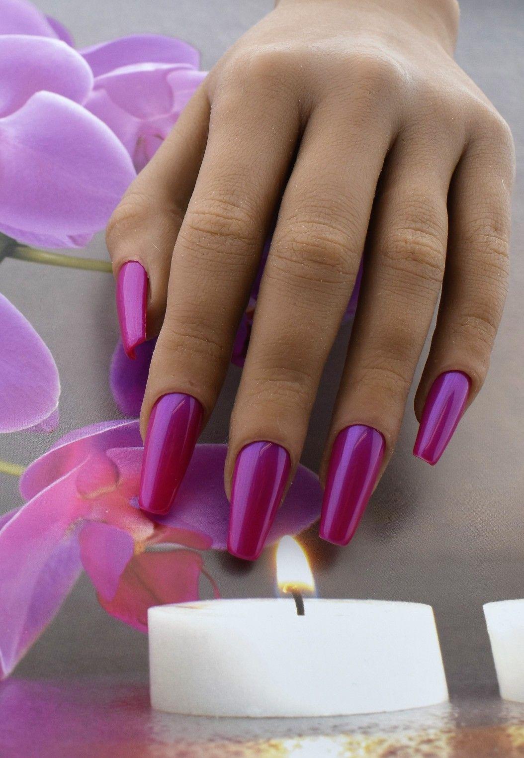 Gellak kopen roze/paars