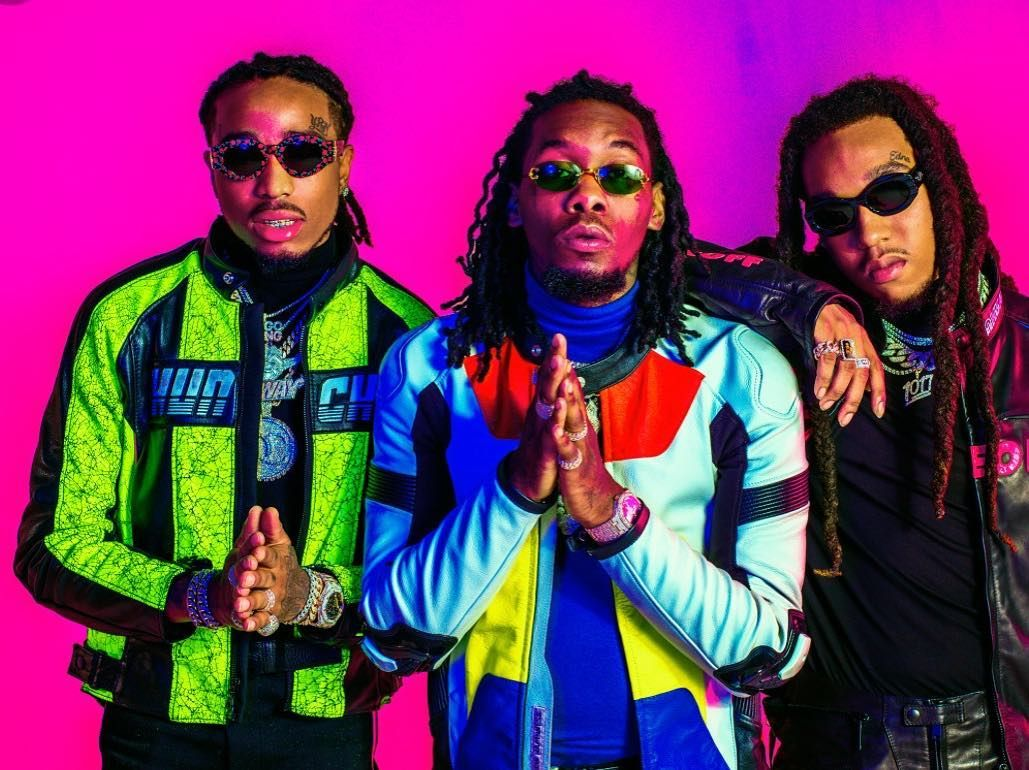 c4f3ba3039cb Rappers Want to be the next big thing since Migos  Download  TribeFluence  app and let major music influencers share your brand. Live On Google Play  Store.