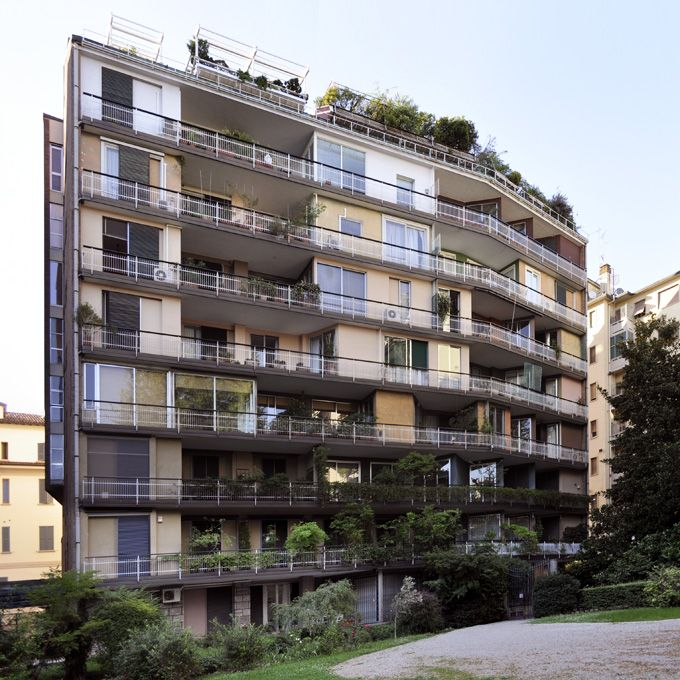 It milano condominio al giardino d arcadia architect for Arcadia architects