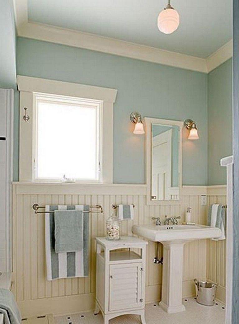 Rustic Small Bathroom Walk In Shower Glass Enclosures Rustic Bathrooms Bathroom Design Small Cabin Bathrooms