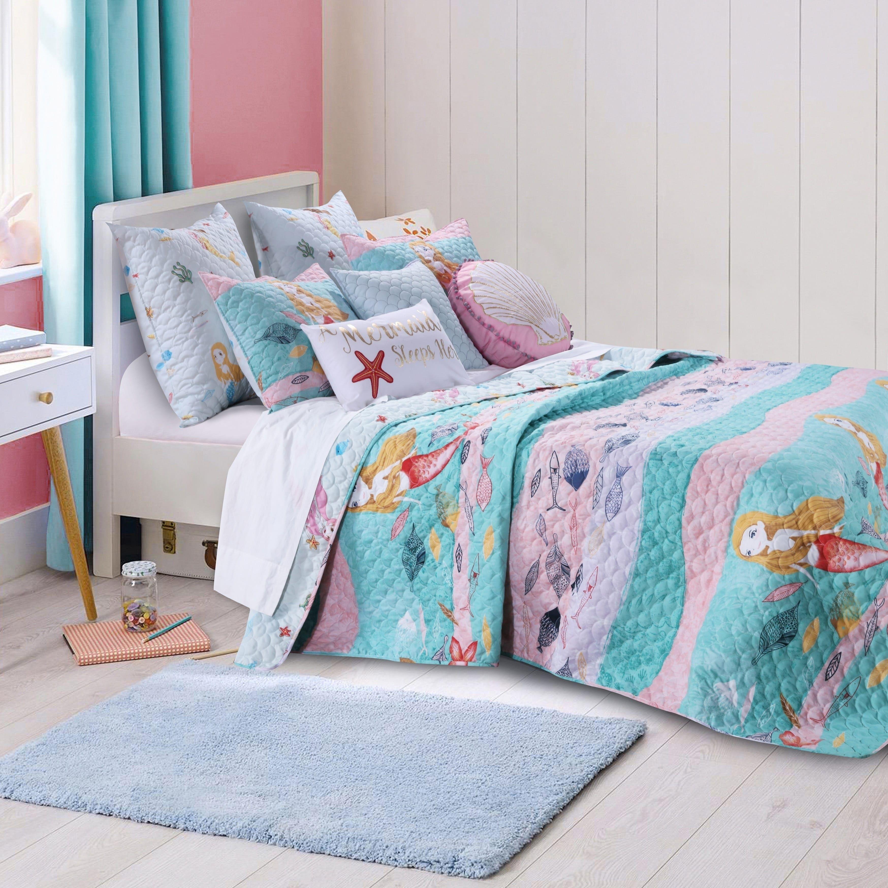 for quilt kids mainstays quilts life room ip walmart com boy sea