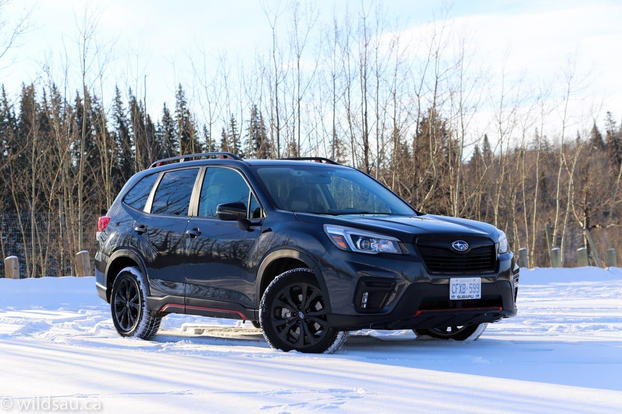 Review 2019 Subaru Forester Subaru forester, Subaru