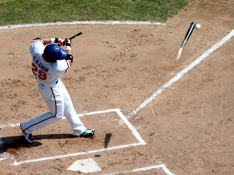 Baseball Fan With Amazing Reflexes Saves A Child From A Flying Bat By Raising His Arm Baseball Stadium Baseball Fan Baseball