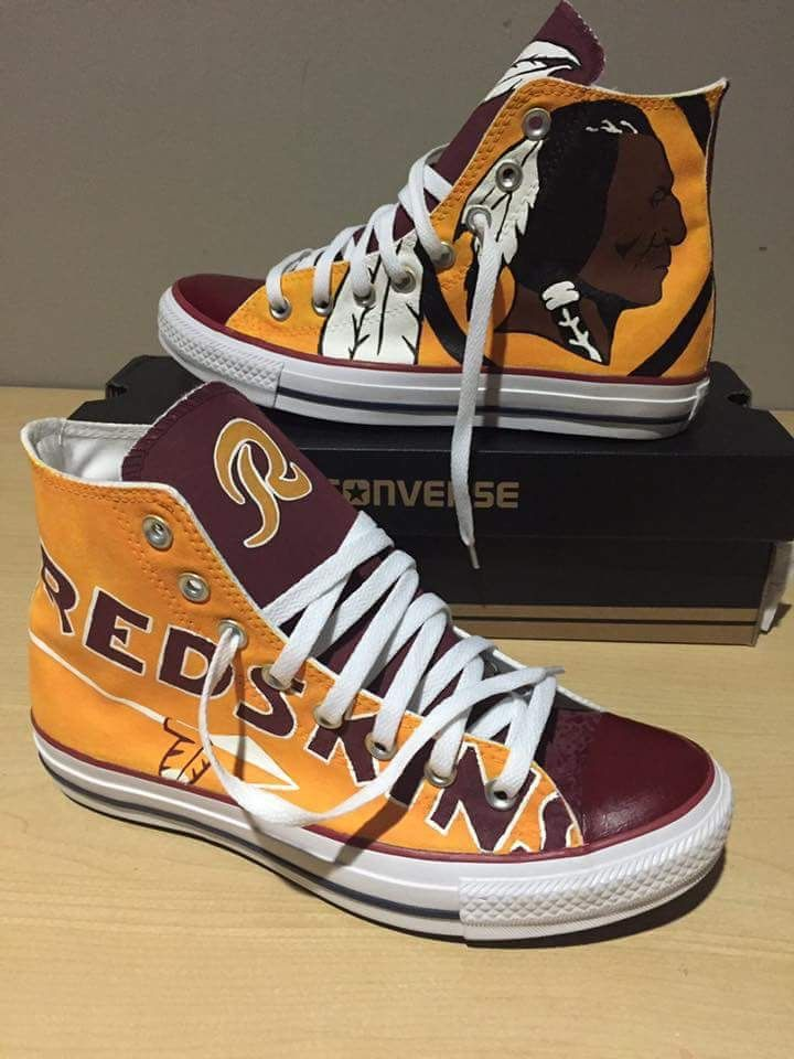 Game Day Shoes Check Redskins Gear Redskins Football