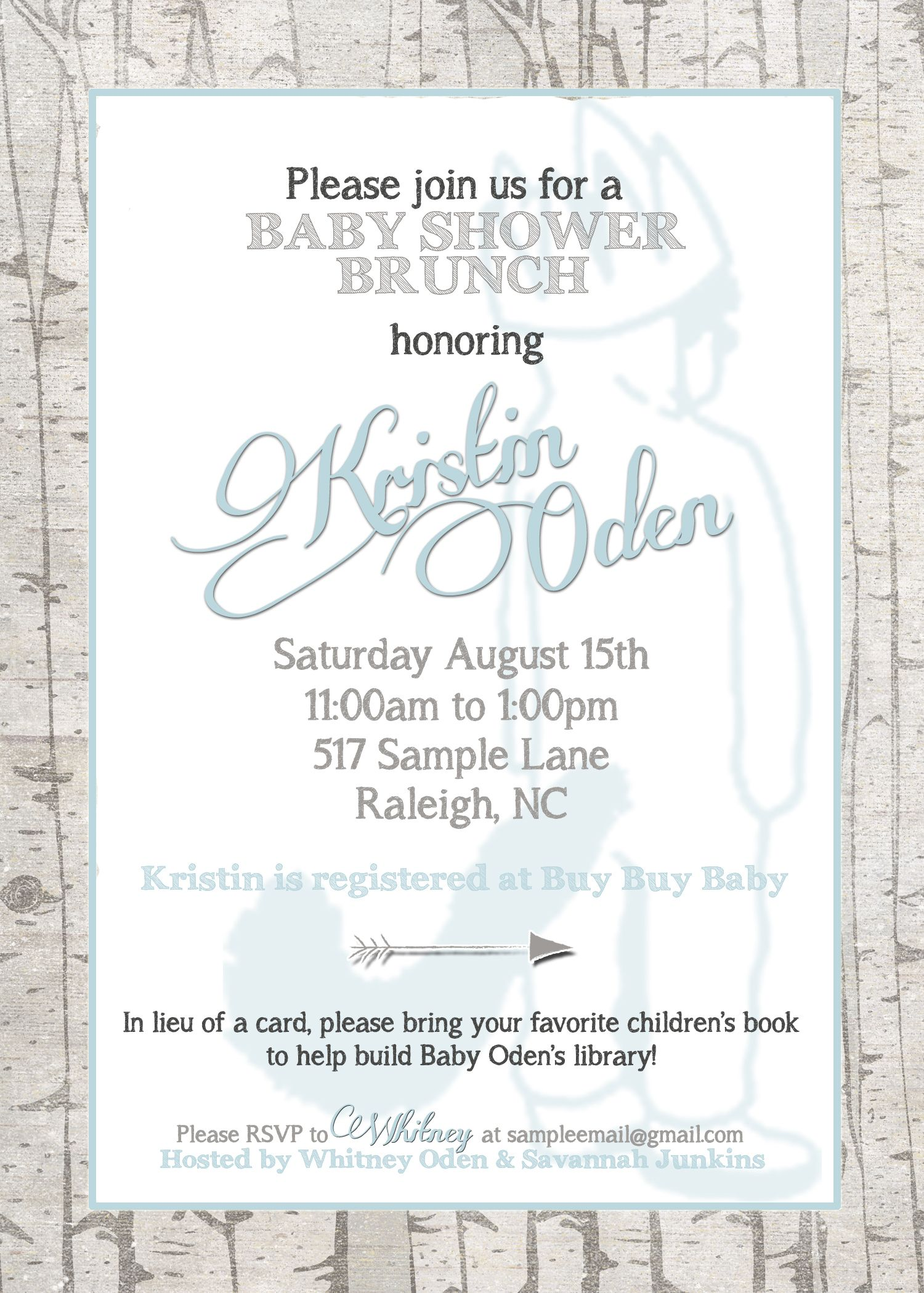 Where the Wild Things Are Baby Shower Invitation- Wild Thing, baby ...