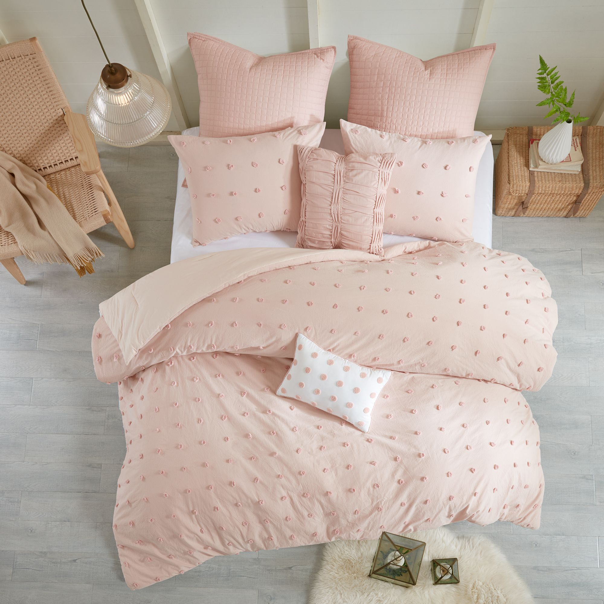 Home (With images) Duvet cover sets, Pink bedding