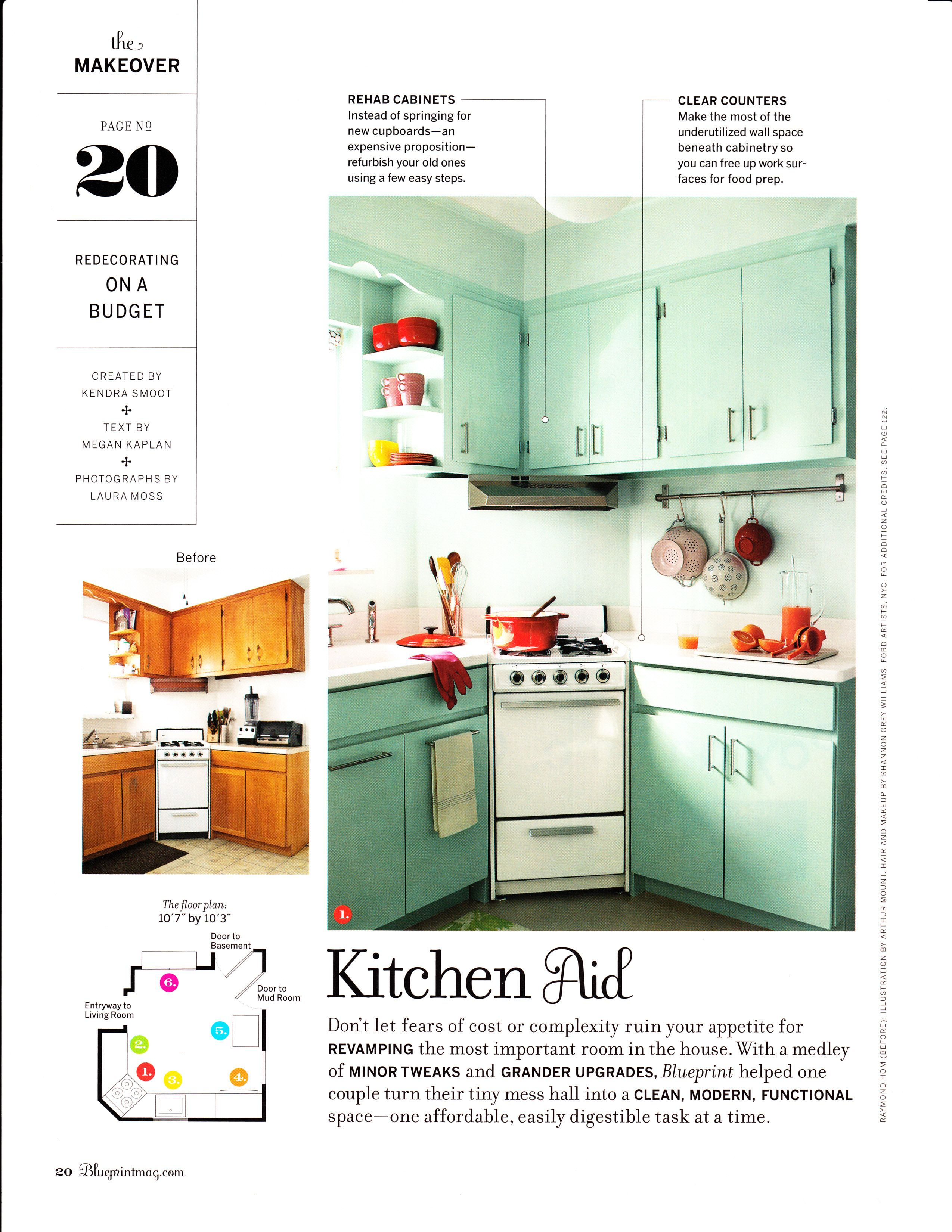 From a kitchen redecoration article in the extinct boo hoo design layouts malvernweather Image collections