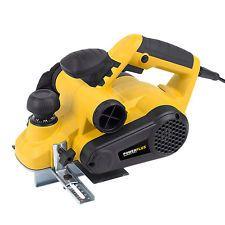 powerplus Elektrohobel POWX1110 Hobel Einhandhobel Holz Handhobel + Koffer 900 W