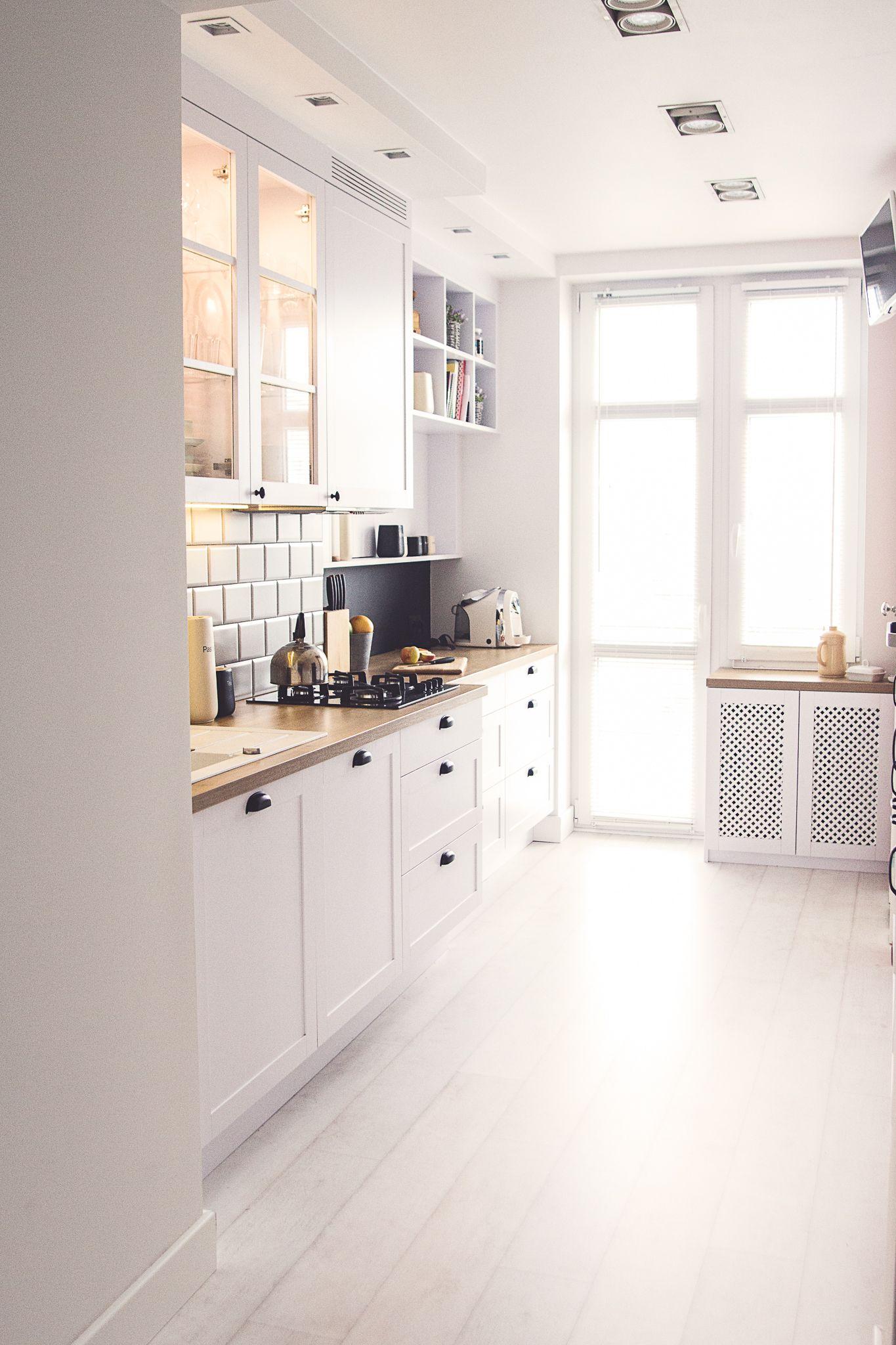 Mieszkanie W Starej Kamienicy Pln Design Kitchen Design Kitchen Inspirations Kitchen