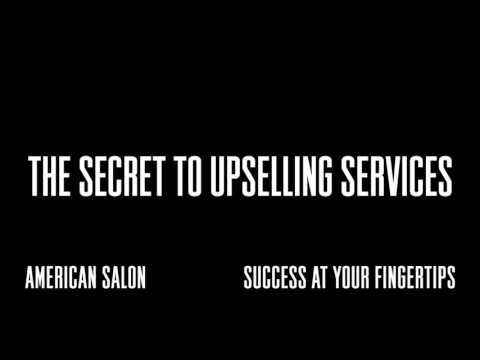 Lydia Safarti: The Secret to Upselling Services | American Salon