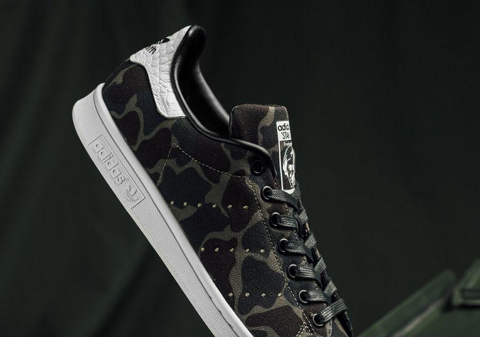 adidas Stan Smith Duck Camo BB0060 | What's Crackin