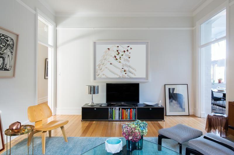 Darlinghurst Apartment - desire to inspire - desiretoinspirenet - decoration salle salon maison