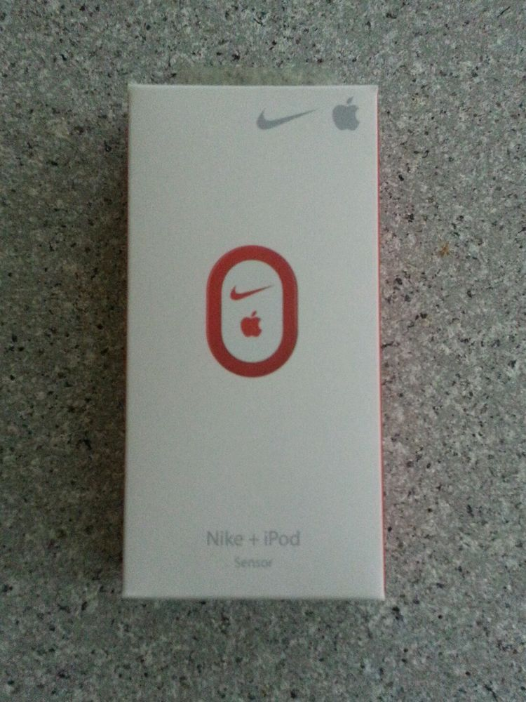 Nike + Ipod Sensor Apple NA0013-100 with manual #nike