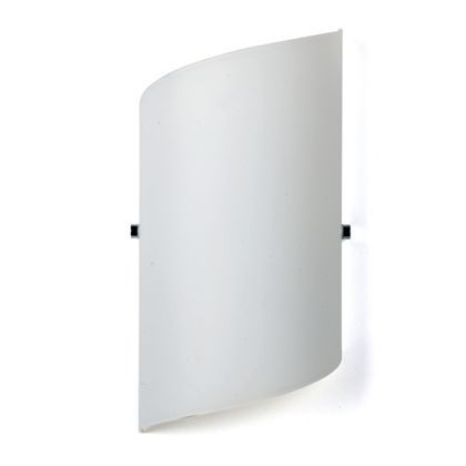 Eros curved glass wall light frosted glass at homebase be eros curved glass wall light frosted glass at homebase be inspired and make mozeypictures Choice Image