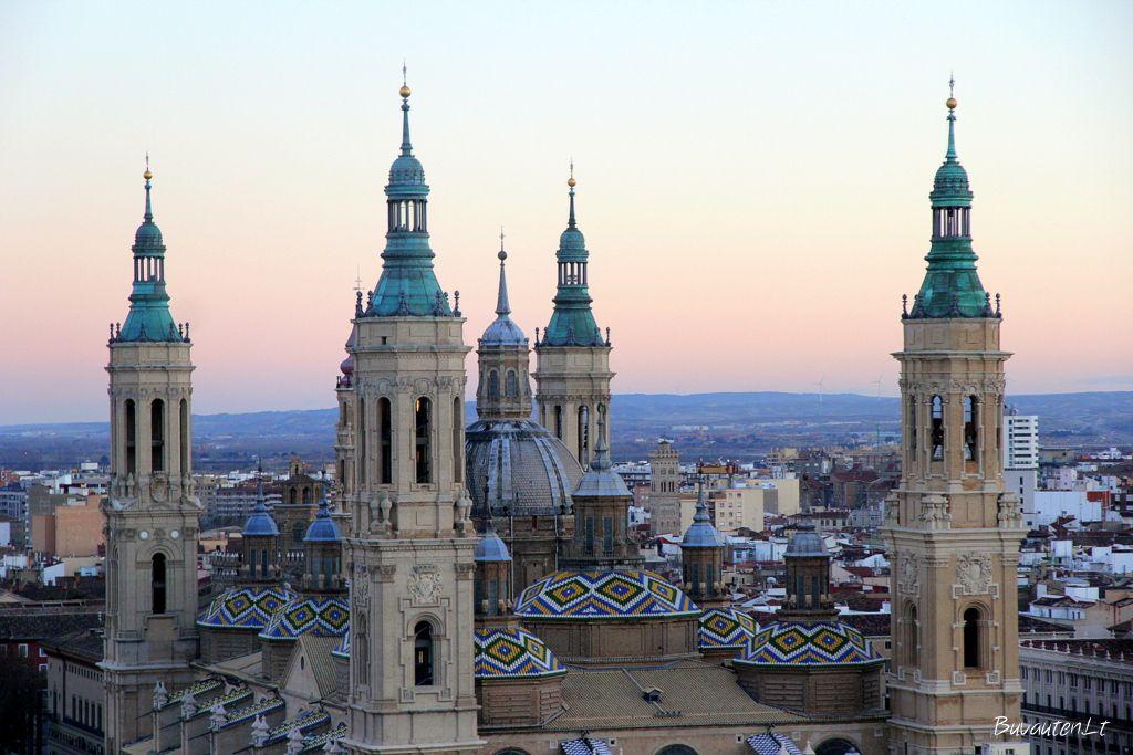 Basilica de Nuestra Señora del Pilar, Zaragoza, Spain