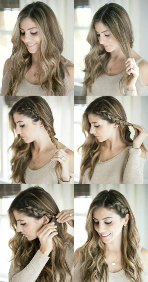 By Clicking Here You Get The Perfect Hairstyling Tips To Create A Unique Hairstyle On Your Hair And M Medium Hair Styles Medium Length Hair Styles Hair Styles