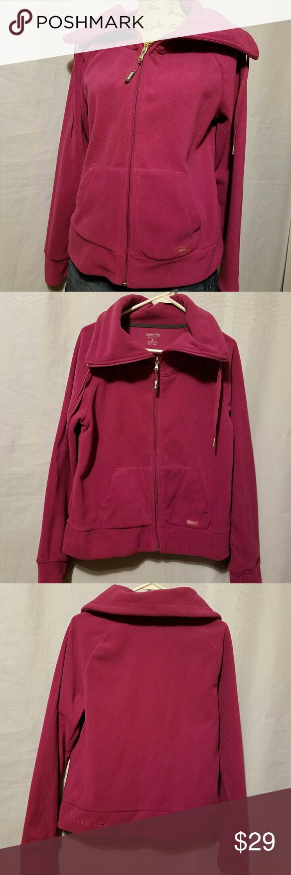 Calvin klein fleece jackets conditioning coats and customer support