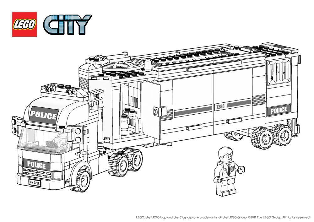 Lego Coloring Pages Coloring Pages Wallpapers Photos Lego