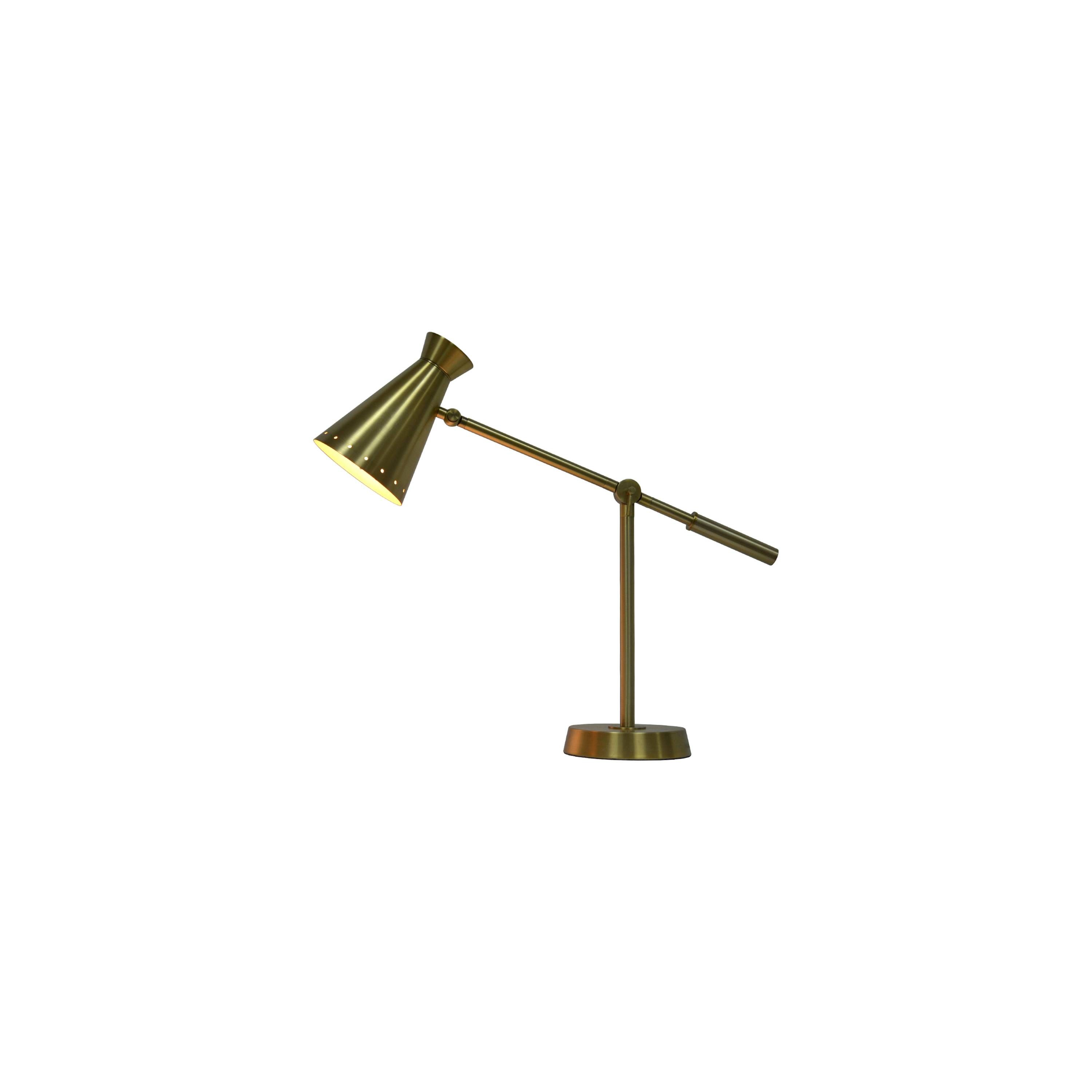 Perfect match to the writing desk | Desk lamp, Modern ...