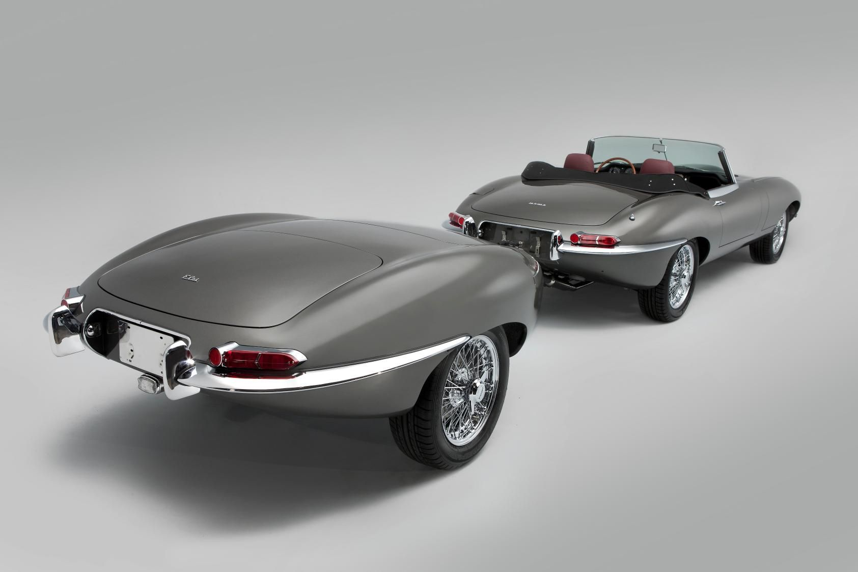 Unusual Vehicles Classic Motor Cars Unveils Unique Jaguar EType - Unique classic cars