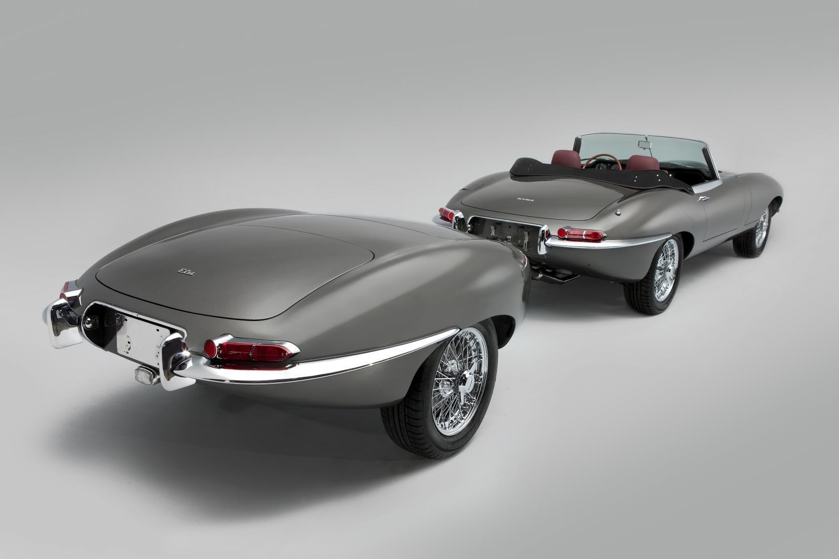 unusual vehicles | Classic Motor Cars Unveils Unique Jaguar E-Type ...