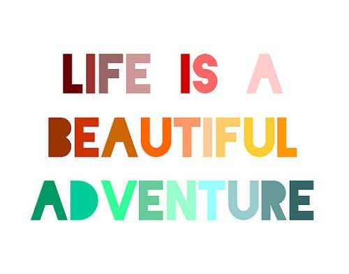 beautiful adventure :)