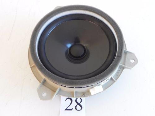 2011-2014 Lexus CT200h Speaker Assembly Rear Back Door 86160-76080 OEM 101 #28