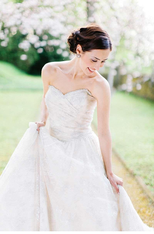 Majestätische Eleganz - Inspirationen für eine Schloss Hochzeit ...