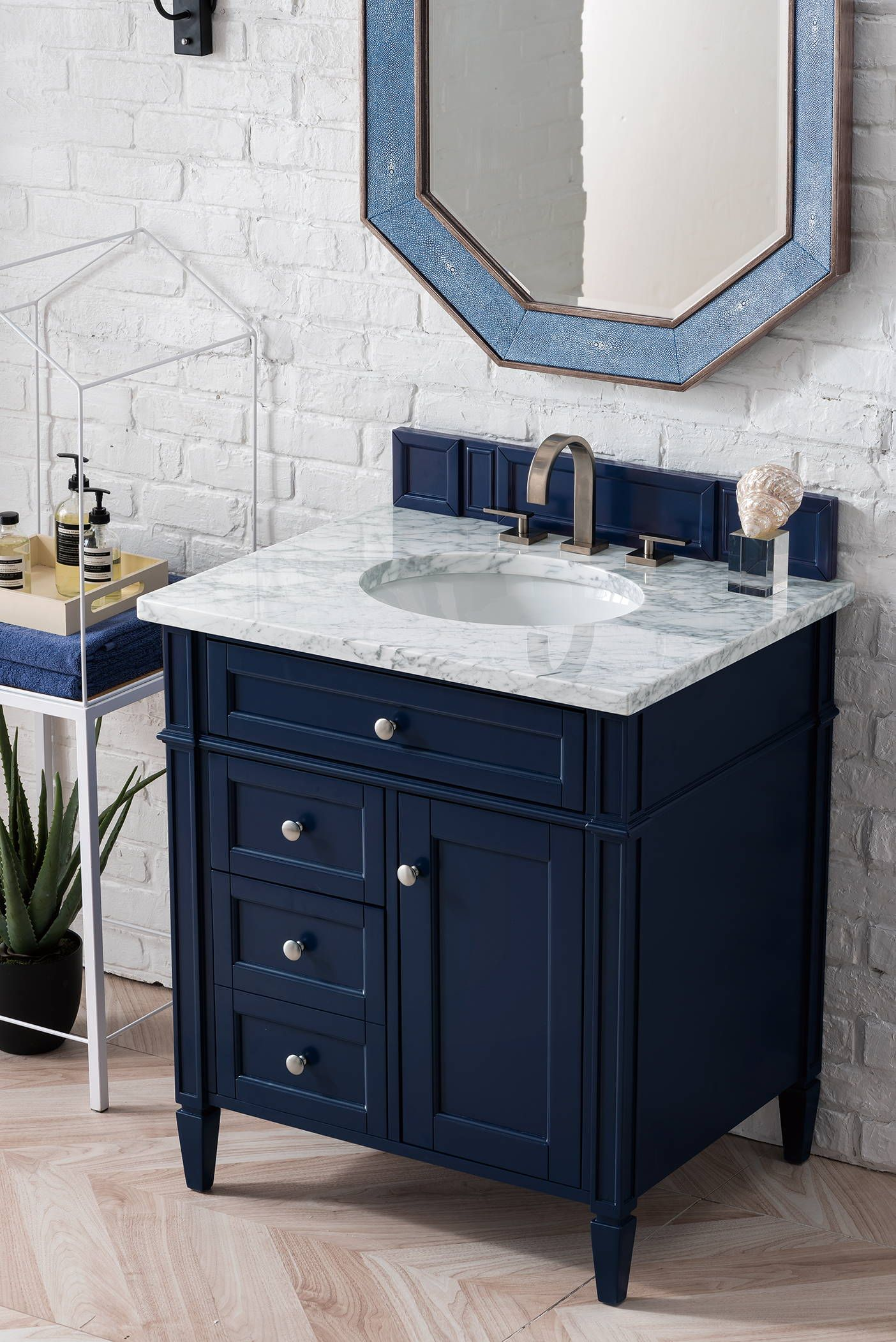 Brittany 30 single vanity victory blue in 2020 single