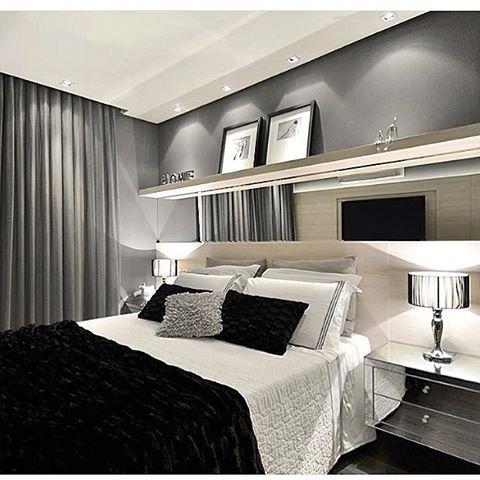 Instagram post by decore seu estilo decoreseuestilo for Luxury bedrooms instagram