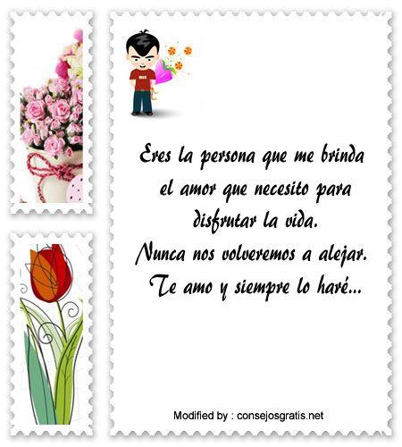 Lettere Di Compleanno D Amore: Pin Di Frasesmuybonitas.net Su Dedicatorias De Amor