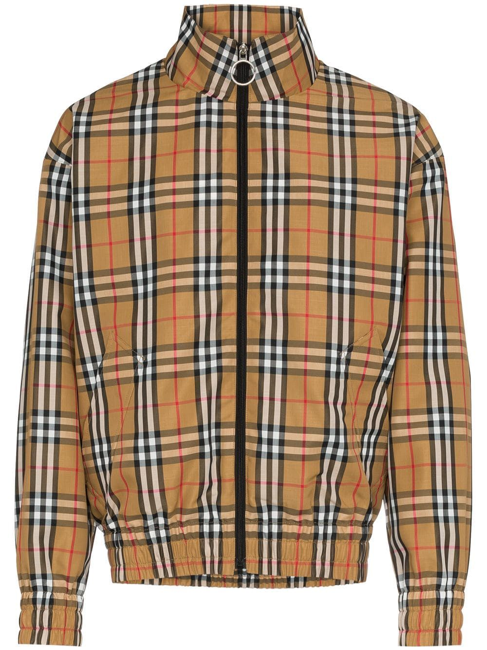 1c72ab879 Burberry Vintage Check Lightweight Jacket - Brown in 2019 | Products ...