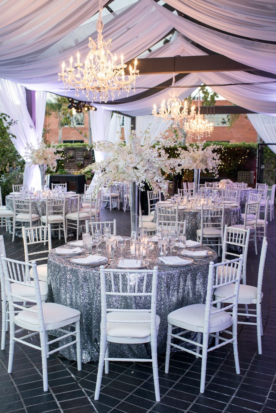 Wedding room decoration ideas 2018  Glitz and Glam Wedding Ideas  NYE   A Signature Wedding  Maya
