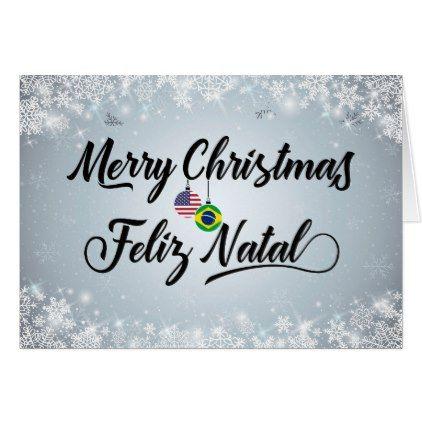 Merry christmas feliz natal brazil holiday card brazil holidays merry christmas feliz natal brazil holiday card m4hsunfo