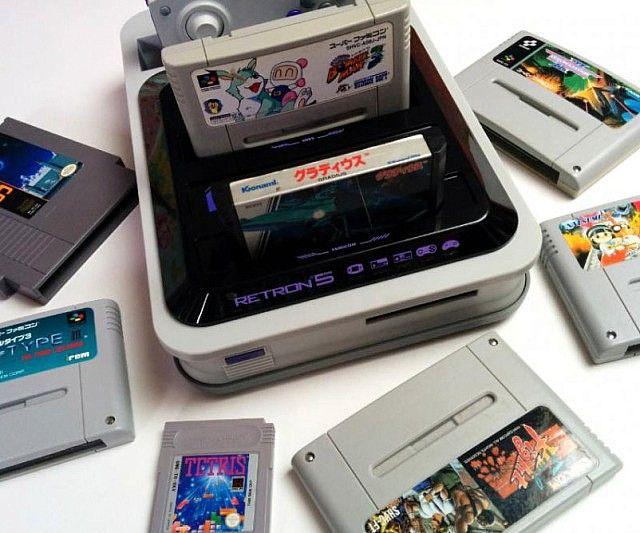 Retro Gaming Console Classic Video Games Retro Gaming Gaming Console