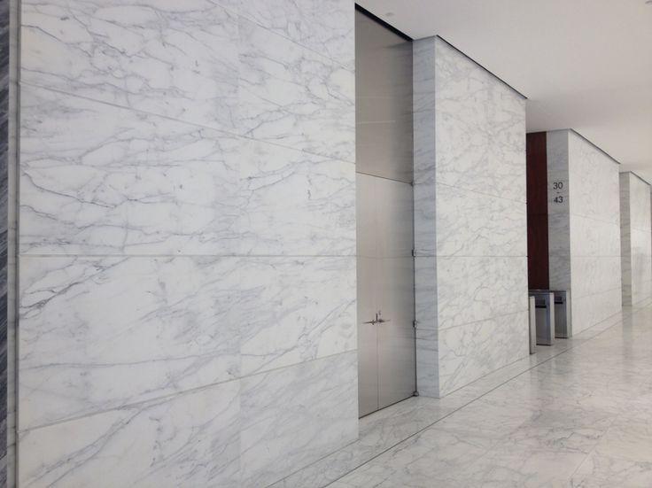 brass and marble atrium hotel lobby - Google Search | Interior ...