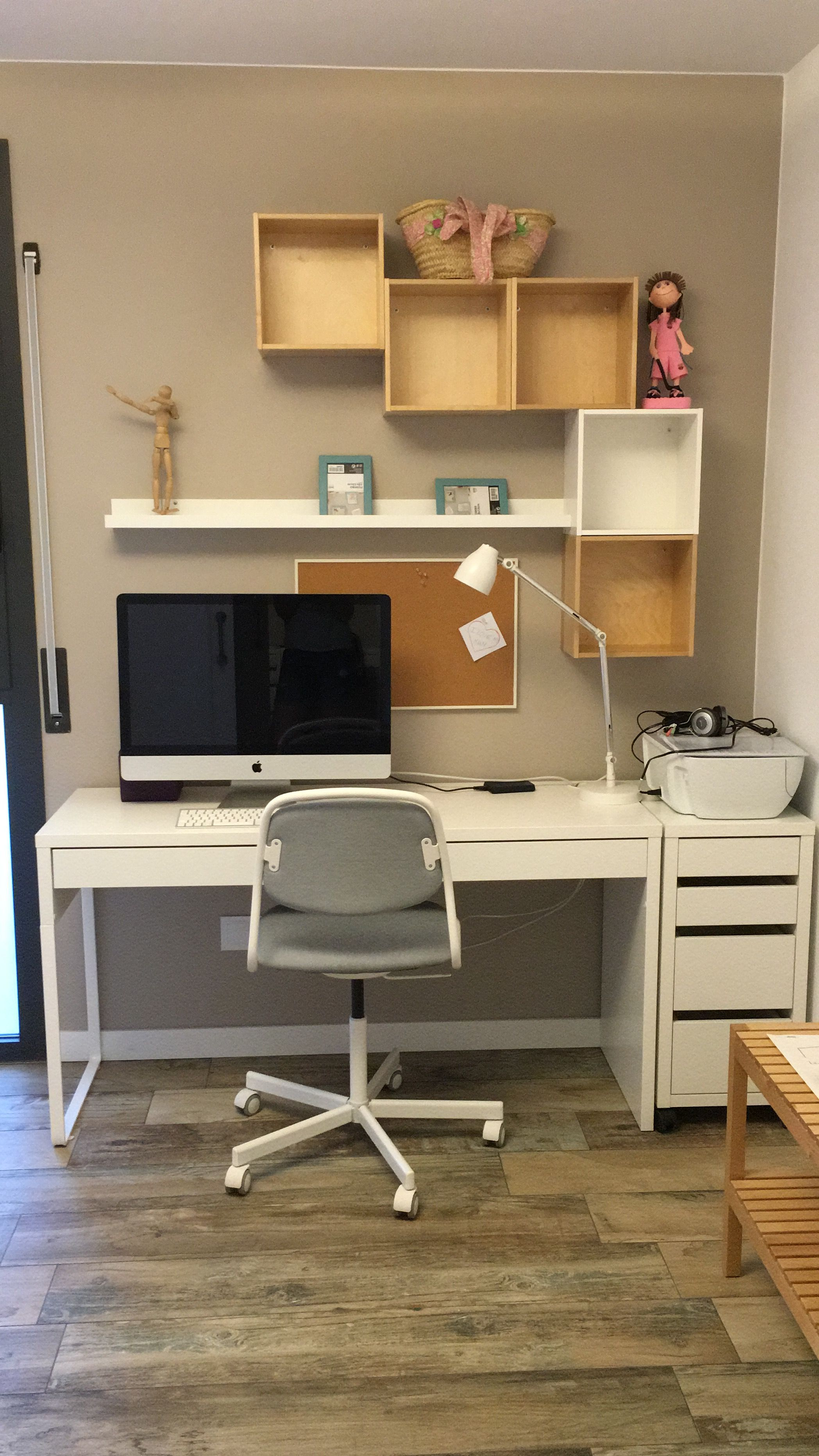 DIY puter Desk Ideas Space Saving Awesome Picture