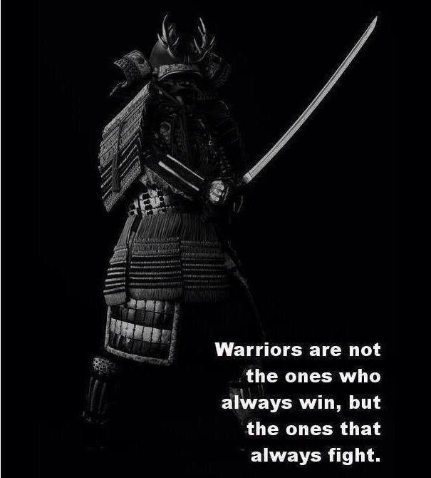 #quotes #warrior #love