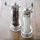 i love these salt and pepper shakers... not only useful but will look cute on the table